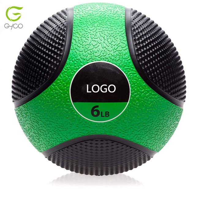 Golden Yuelai GYM medicine ball 20 lbs new product medicine ball nantong with high quality from china factory 2019