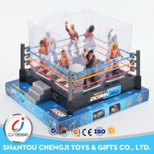Newest action figure funny plastic wrestler