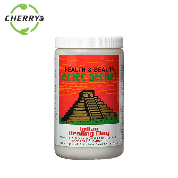 China Manufacturer Factory wholesale Private Label OEM MSDS Firming Smoothing refining Bentonite Indian Healing Clay Mask