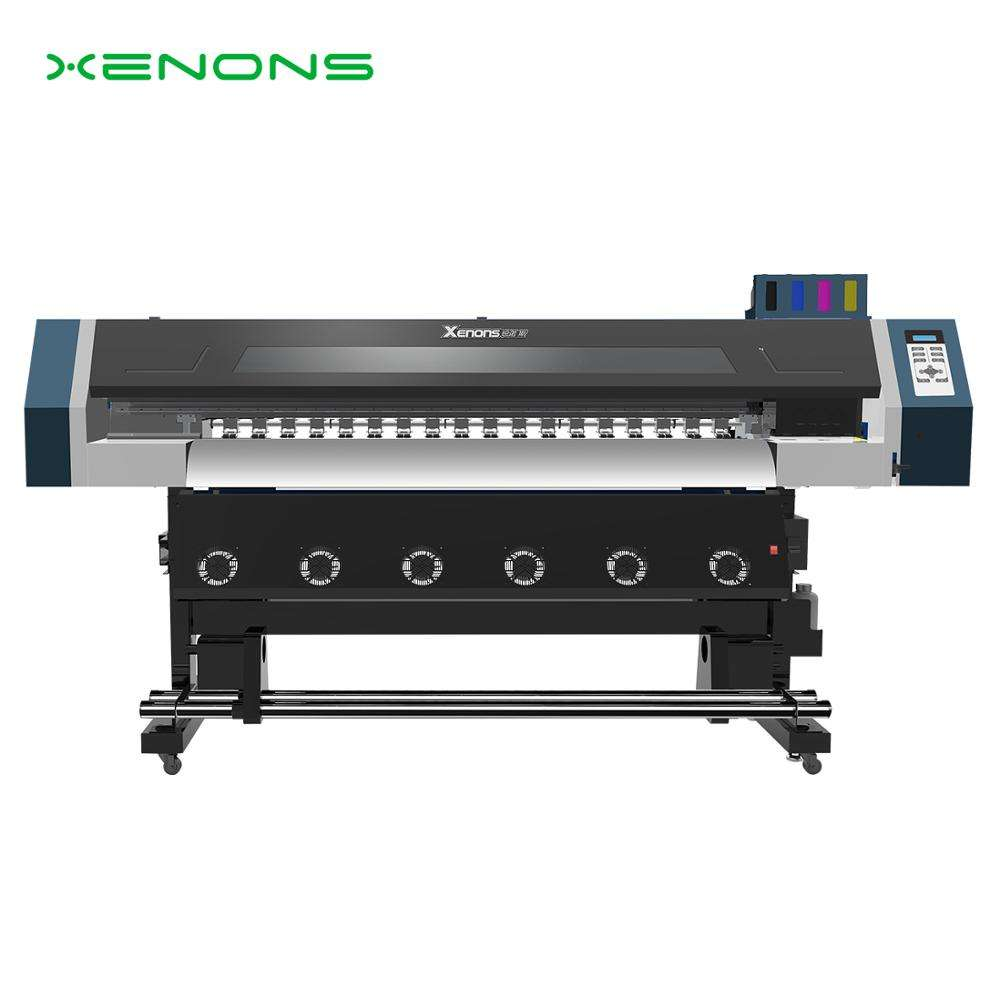 Xenons X2S-6405S 1.6M Grootformaat Eco Solvent <span class=keywords><strong>Printer</strong></span>