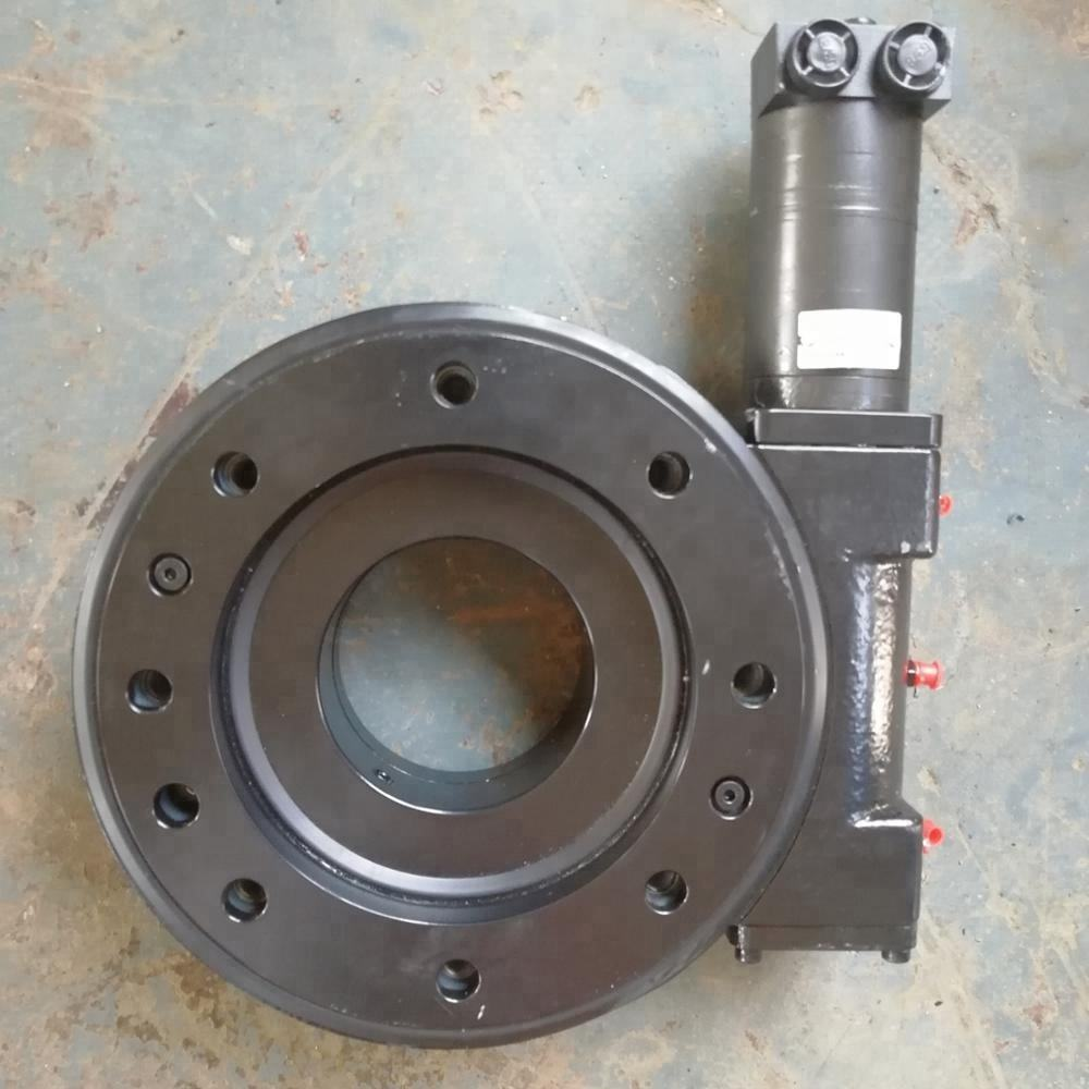 Hollow Shaft Harmonic Reducer Laifual Gearbox For Rotary Joint