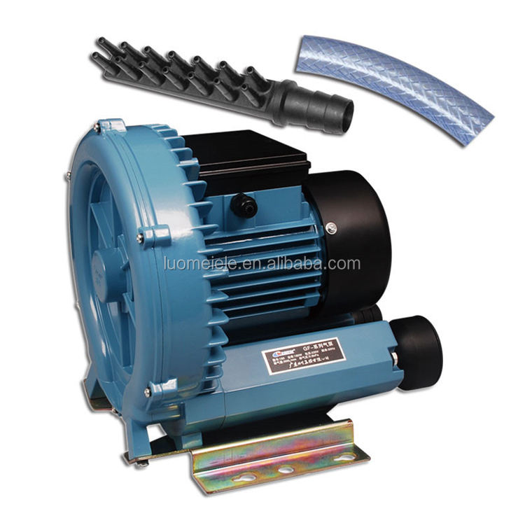 GF-180C GF180C 180W 540L/min Oxygen Air Pump Blower With Electric High Pressure