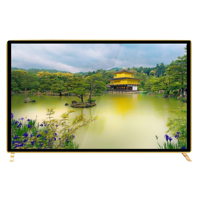 4K UHD Android 4.4 70 85 98 120 inch smart led tv with USB