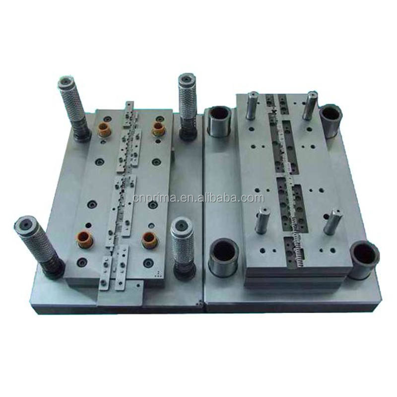 Circuit Breaker Metal Parts Stamping Progressive Die