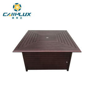 Distinctive High Quality Decorative Indoor Clay Fire Pit