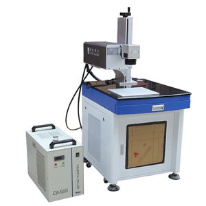 ZIXU low cost galvo 355nm 3w 5w 10w uv laser marking machine for the philippines