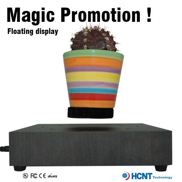 Новое Изобретение левитации воздуха растения бонсай, магнитные мини-горшок