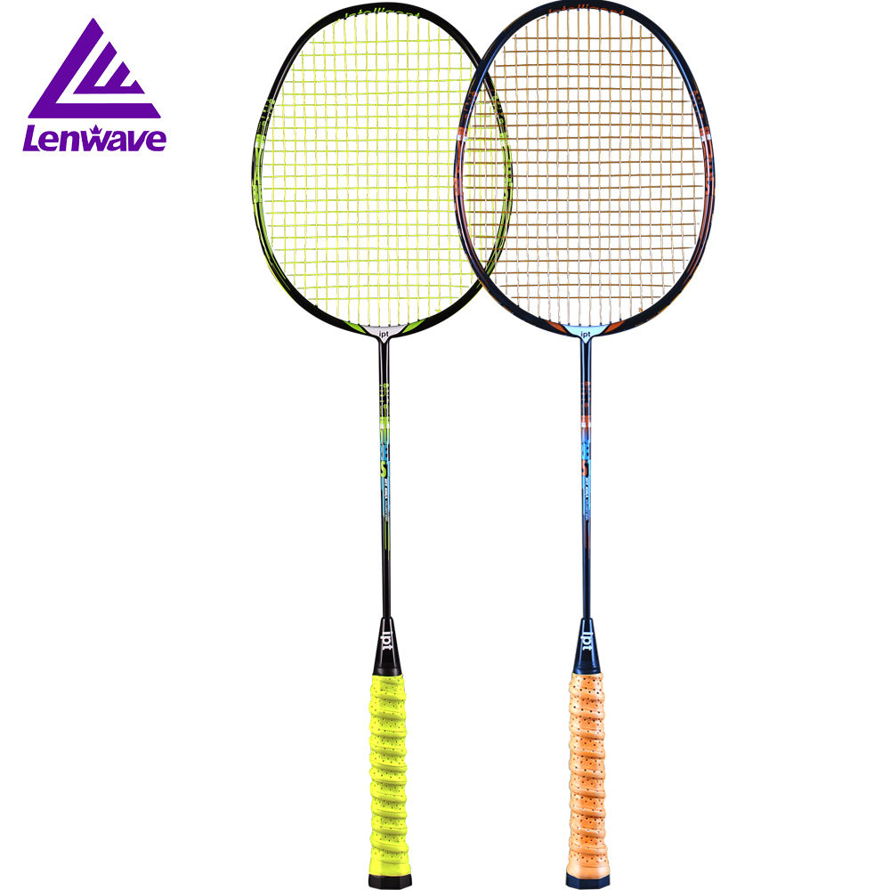 Factory Wholesale High quality Multifunct Intelligent badminton rackets Professional full carbon badminton racket