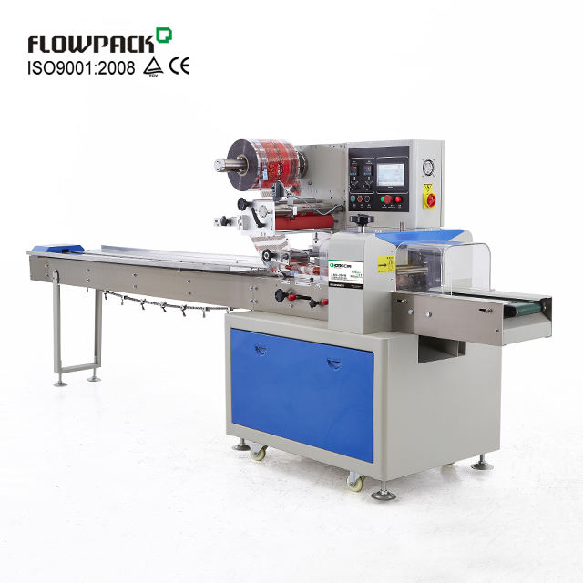 Trade Assurance Flow Automatic Rusk Packing Machine