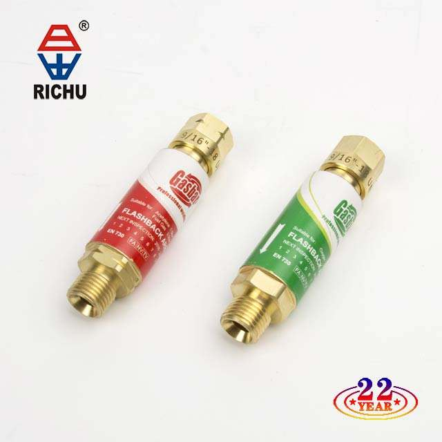288L Flashback Arrestor For Acetylene Regulator