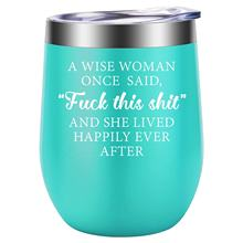 Wine Tumbler Funny Birthday Mothers Day Christmas Gift for Women Alimate Stainless Steel Wine Tumbler Insulated Cup