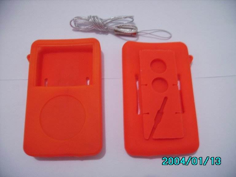 Silicon Case For Ipod Video