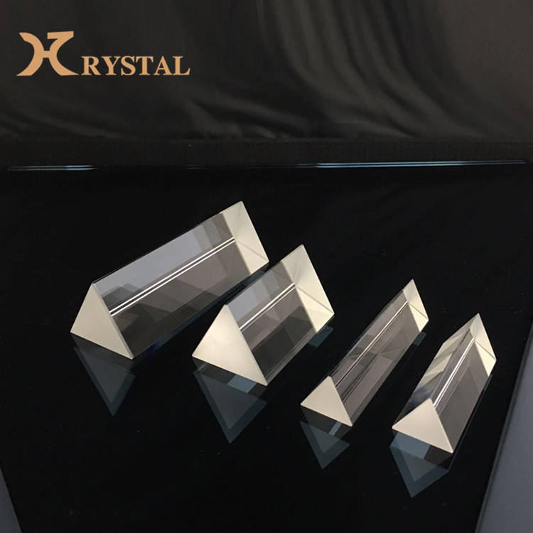 Wholesale Optical Glass 60 Degree Prism For Laboratory Equipment
