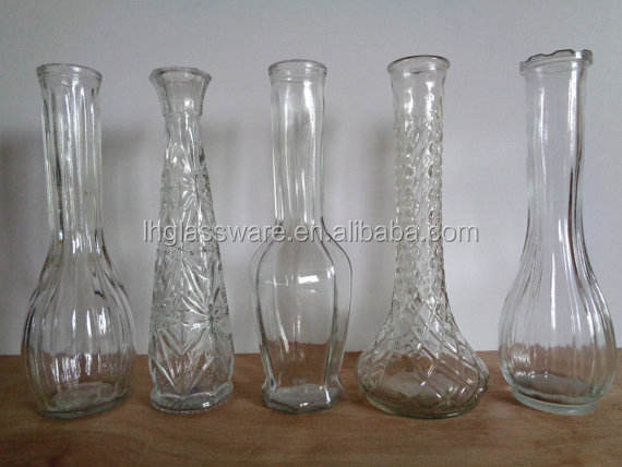 Kind of home decor glass vase Vintage Home Office Wedding Party Special Occasion Decor Tablescape