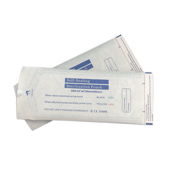 self seal sterilization pouch disinfect tools