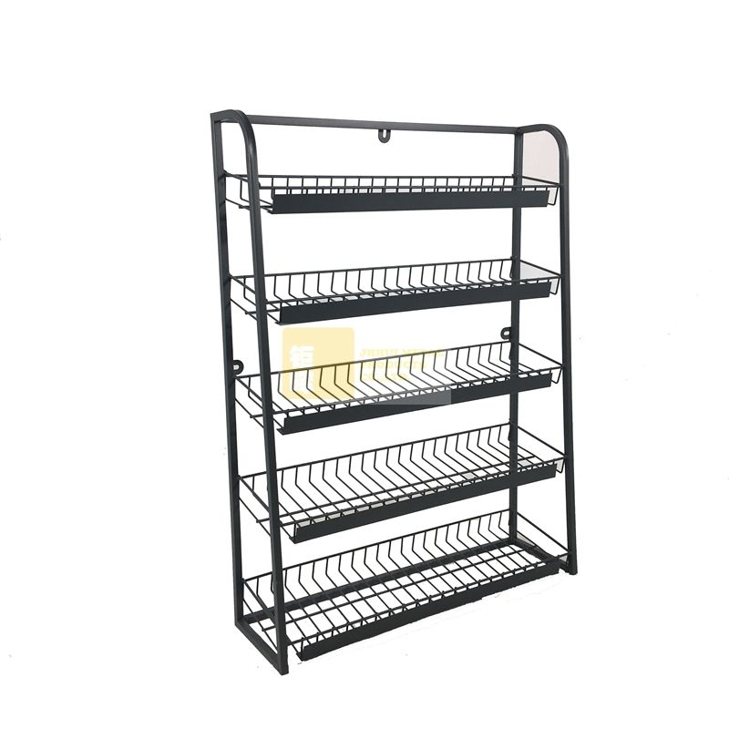 Candy Aardappel Chip Rack Snack Rek Teller Display Snack Rack