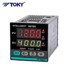 TOKY TE-W 4 Dígitos Display Digital Inteligente PID Controlador de Temperatura com alarme