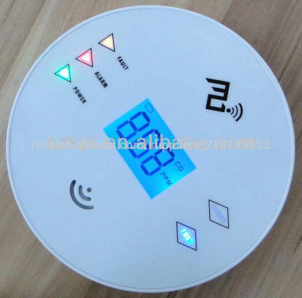 смарт сотрудничества тревоги детектора- чистой качества воздуха напоминание- здоровья& безопасности