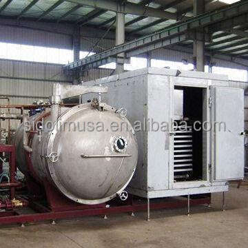 strawberry , banana freeze dryer , fruits FD , freeze-drying machine supplied by China factory