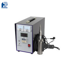 Ultrasonic welding machine for PP tube