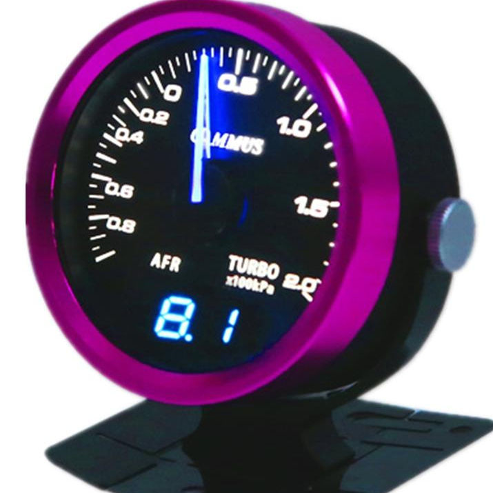 Cammus Auto Meter Speed meter Dual View Performance Gauges II Clear Display for Ford Oil Pressure and Boost Gauge