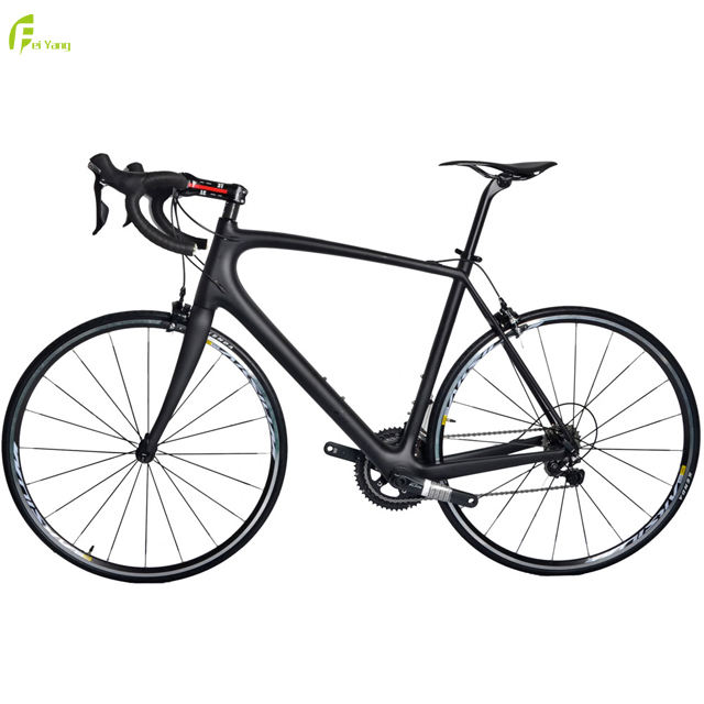 2019 Chinese OEM New Product 700c 18 Speed light weight only 9.2kg Full Carbon Fiber Road Bike