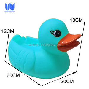 Wholesale race event non-profit race duck compaign 30cm large duck