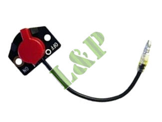 EY20 EH12 Switch Off 066-00003-71 Small Engine Parts Tamping Rammer Parts L&P Parts