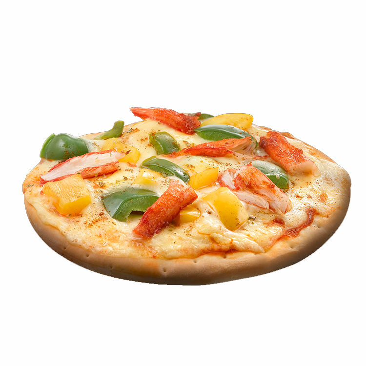 Singapore Food Chef's 6 Inch Based 150g frozen pizza manufacturer Ovens Pizza