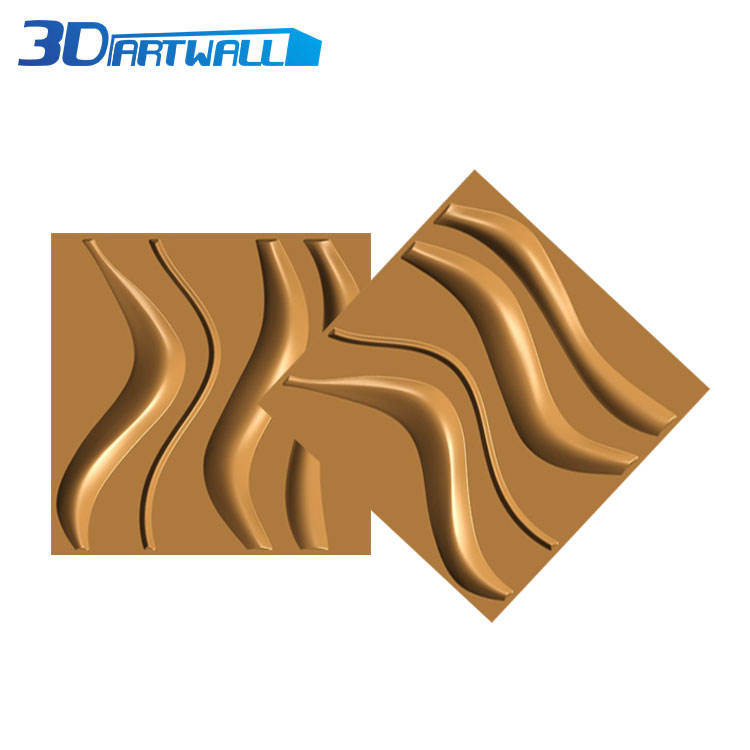 FREE SHIPPING-Factory wholesale price interior decorative pvc 3d wall panel