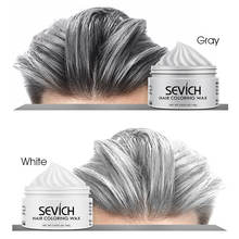 Salon product hair styling  edge control hair color wax private label