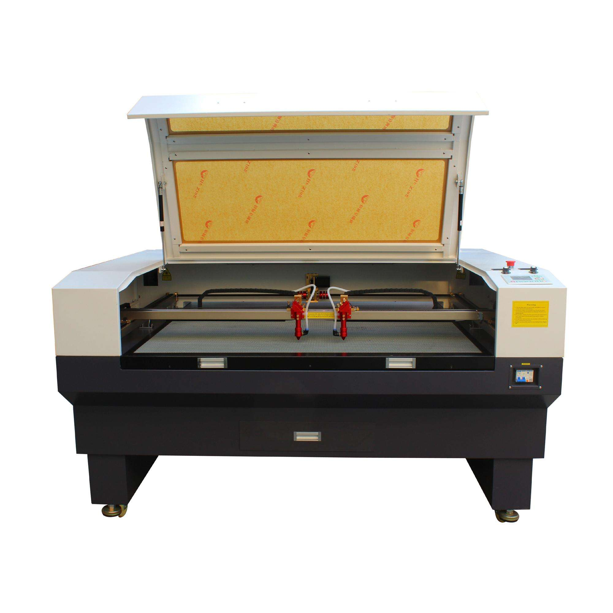 Acrylic MDF Wood Co2 100w Laser Cutting Machine 1390 with CE