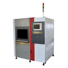 Small scale high precision metal sheet laser cutting machine