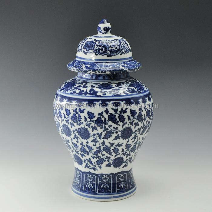 Various Chinese Home Decor Antique Ceramic Blue White Vase