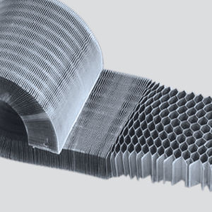 Specializing in the manufacture of Aluminum honeycomb core for aluminium panels and curtain walls