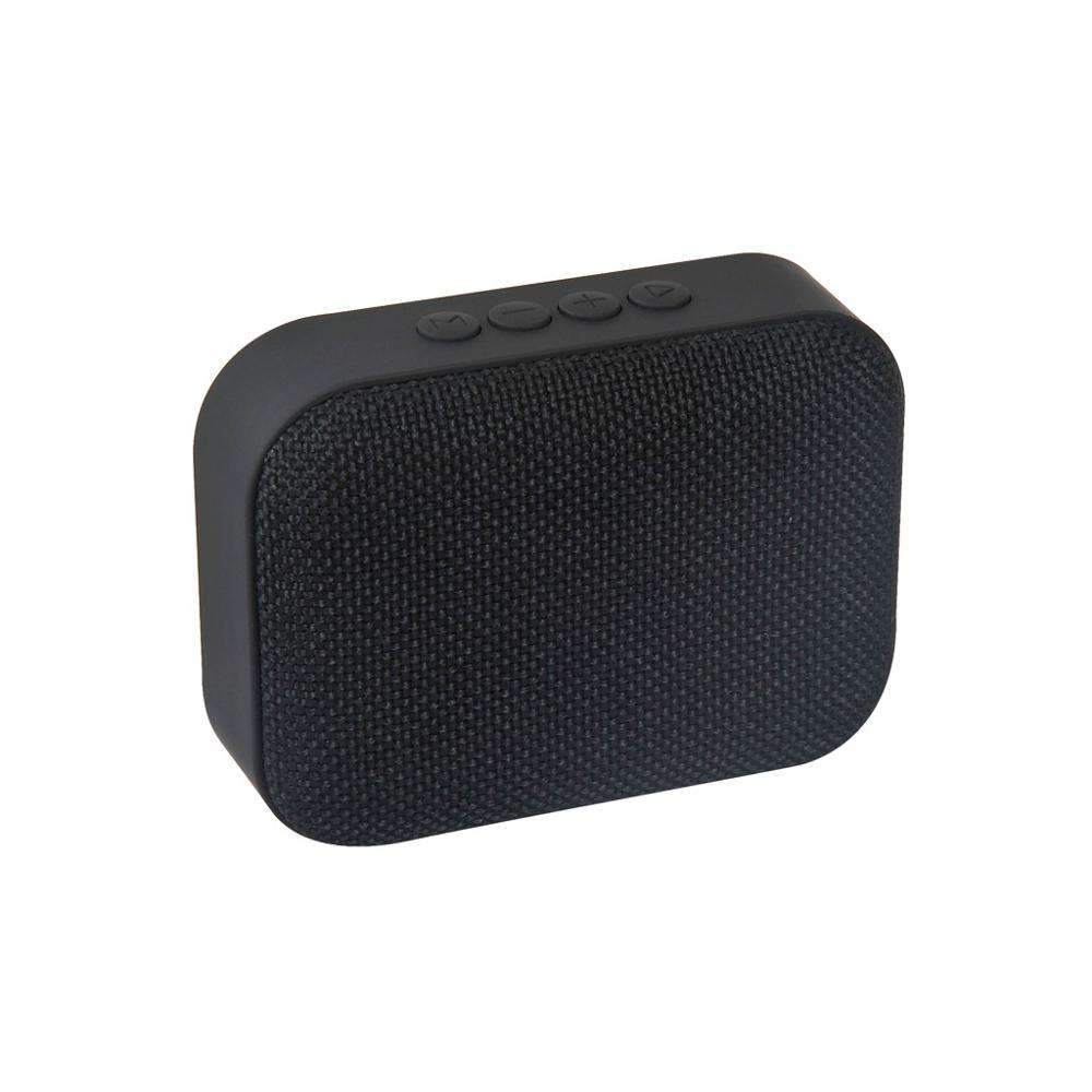 Shenzhen Rechargeable Custom Cheap Sound Microphone FM Radio Small Portable Mini Wireless Bluetooth Speaker