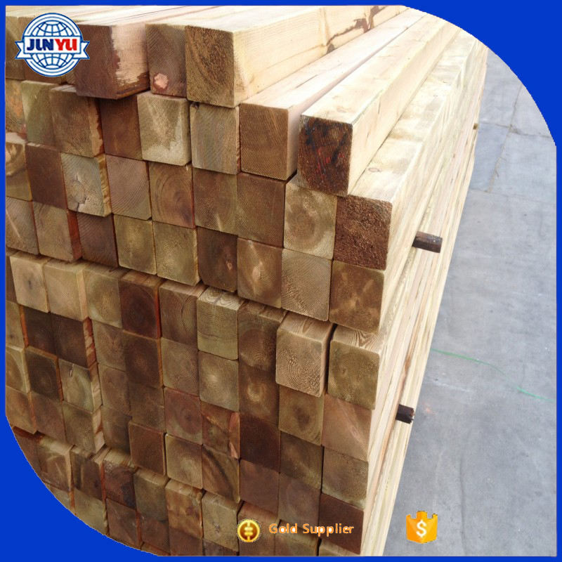2019 NEW ACQ preservative treated wood timber and wood batten