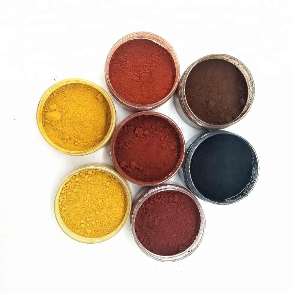 Cosmetic Grade Iron Oxide Of Iron Oxide Pigment For Makeup Pigment Iron Oxide Black