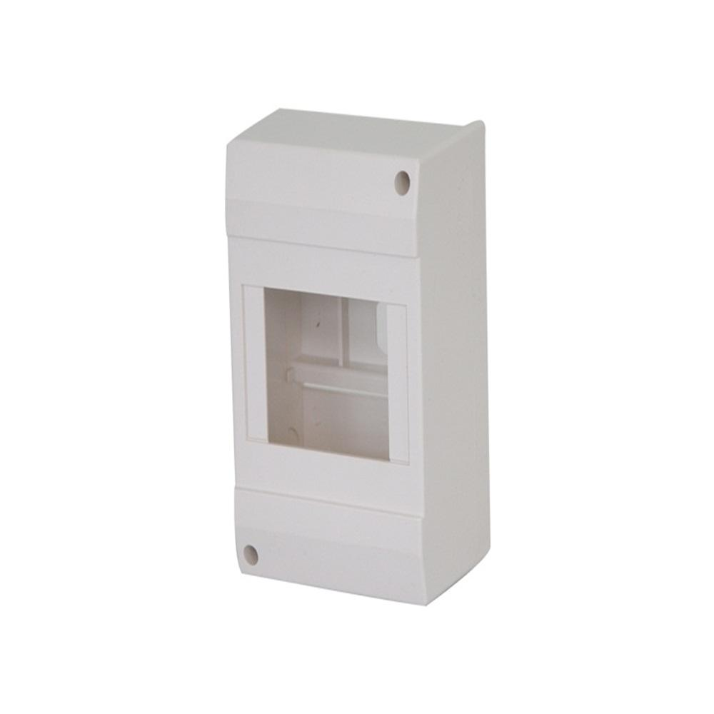 Surface mount 2 way circuit breaker TSM distribution box