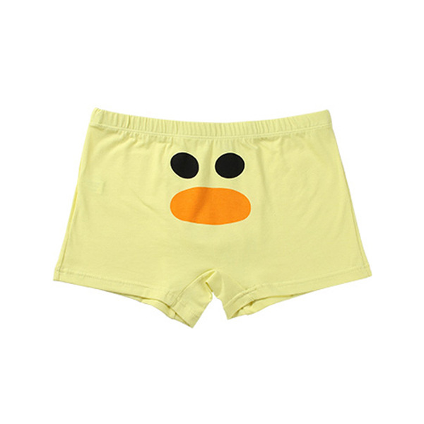YY10474B 2019 Summer cotton soft breathable sweet cute baby underwear kids panties for boys