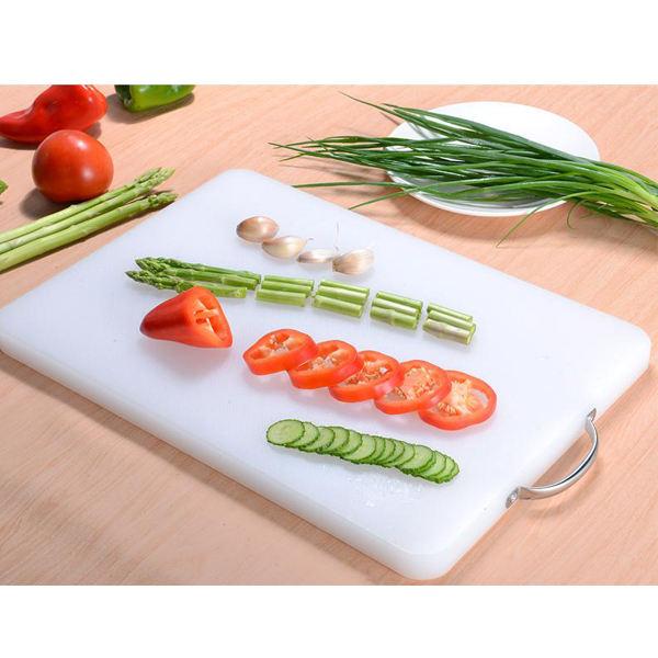 Kitchen Food Cutting Board Mat Plastic Anti-skid Fish Fixing Cutting Board Mat