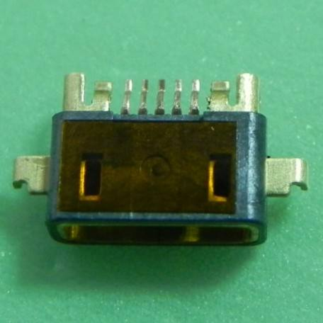 Micro USB 5 pin SMT Tipo, impermeabile