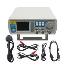 FY6800-60M Dual Channel 0.01-100MHz Function Arbitrary Waveform Pulse DDS Signal Generator