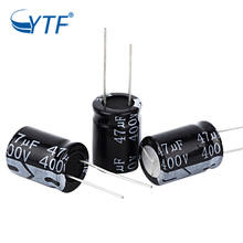 Dip Wholesale High Quality Aluminum 400V 47UF Electrolytic Capacitor Machine