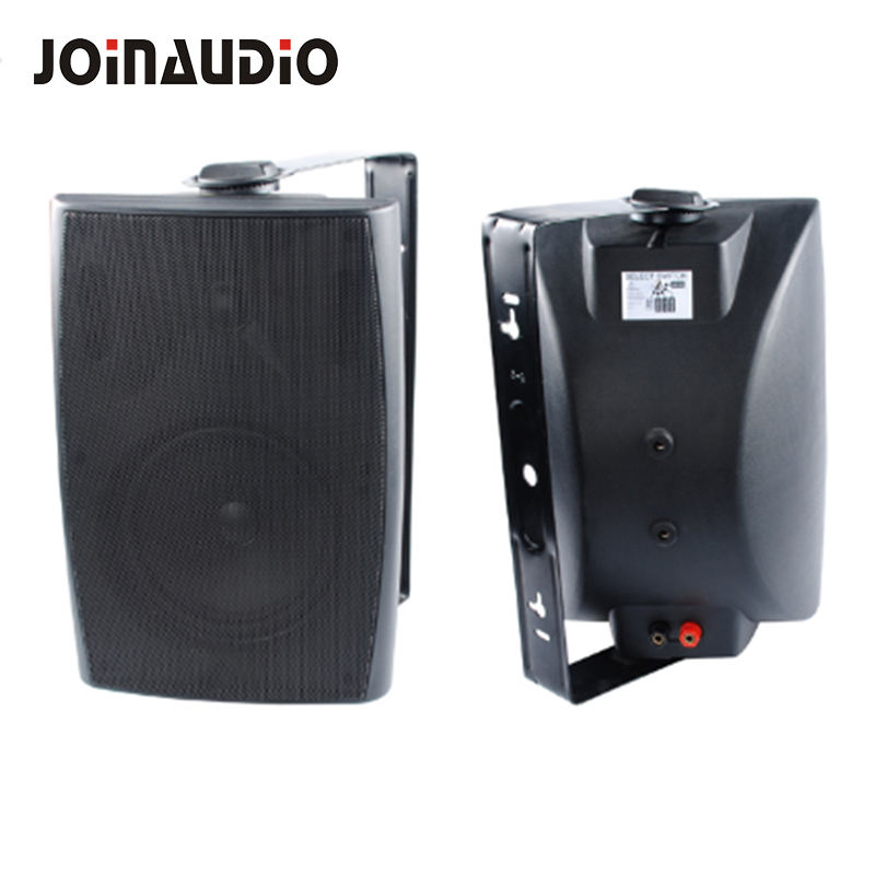 "High quality 4""/5.25""/6.5""/8"" Popular 2-way wall mounted 100V 8Ohm switchable PA speaker"