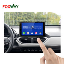 Factory wholesales android car dvd player with car stereo system for Baojun 510