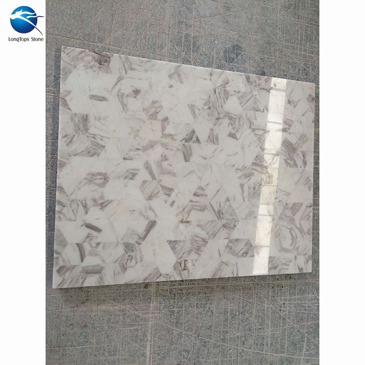 Modern white marble flooring border designs,Hotel lobby paving tiles covering decoration stone pattern art work