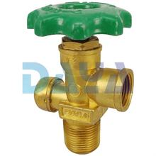 Handwheel lpg cylinder valve for South Americas