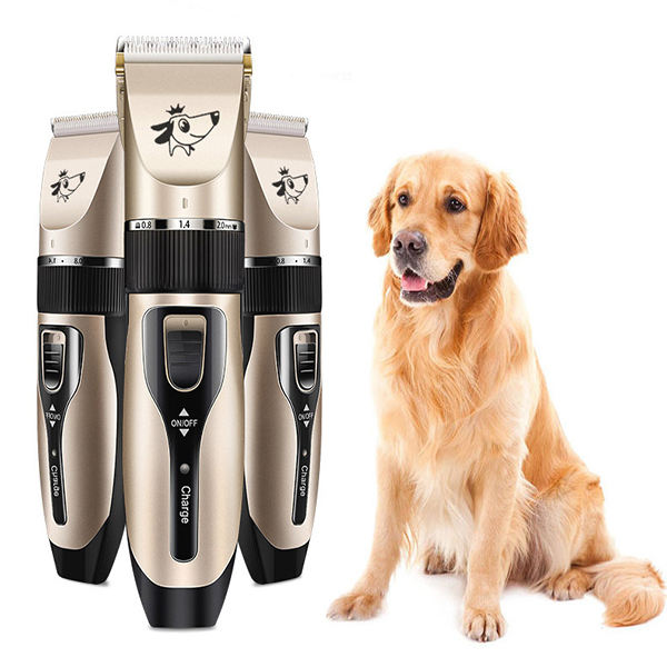 GMT 06-0857 Oplaadbare Pet Hair Trimmer Elektrische Professionele Huisdier Haar Producten