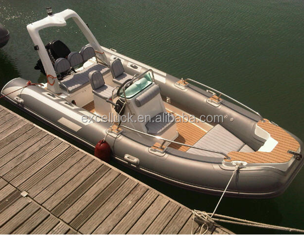 5.2m rib inflatable boat